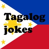 Tagalog Jokes filipino funny icon