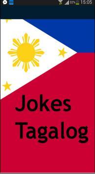 Tagalog Jokes filipino funny poster