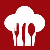 Cookbook. Recipes icon