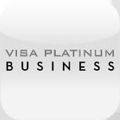 Visa Platinum Business icon