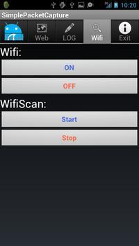 SimplePacketCapture(root) apk screenshot