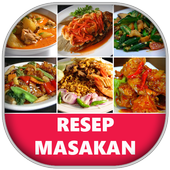 Resep Masakan Rumahan 2017 icon