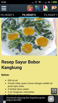 Resep Masakan Rumahan 2017 apk screenshot