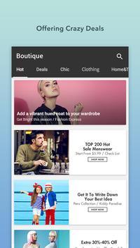 JollyChic Fashion apk screenshot