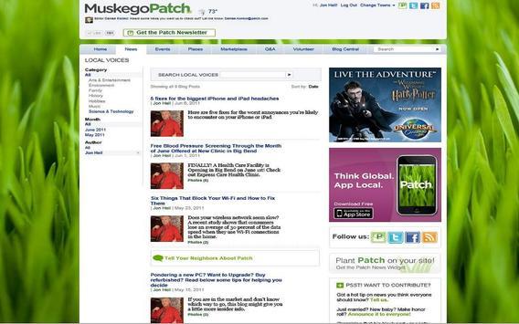 Computer Tips Blog apk screenshot