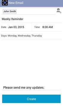 +Emails apk screenshot