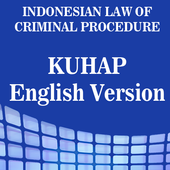 KUHAP English Version icon