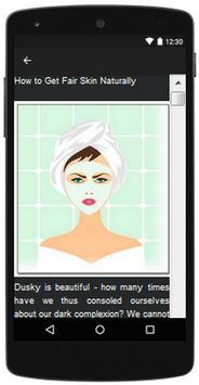 Natural Beauty Tips apk screenshot