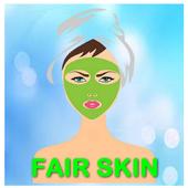 Fair Skin Home Remedies icon