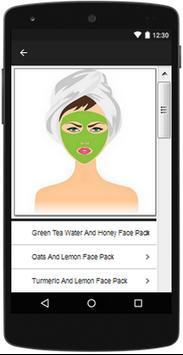 Fair Skin Home Remedies apk screenshot