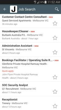 Jora Job Search apk screenshot