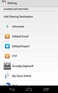 Dictate + Connect Free apk screenshot