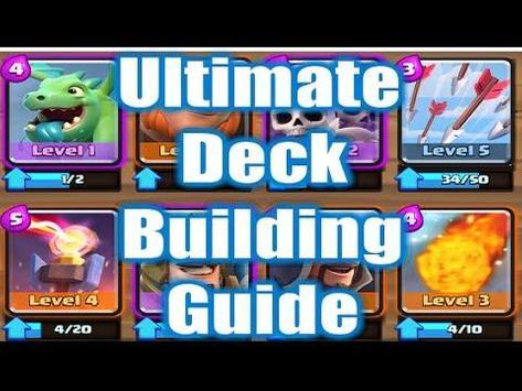 Best Deck Tip for Clash Royale poster
