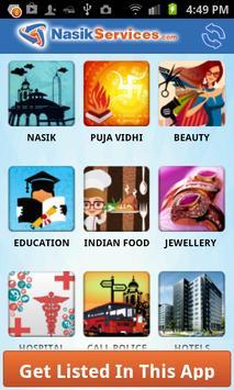 Nasik Services poster