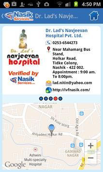 Nasik Services apk screenshot