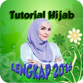 Tutorial Hijab Lengkap 2016 icon
