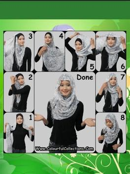 Tutorial Hijab Lengkap 2016 apk screenshot