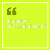 Quotes of Soren Kierkegaard icon