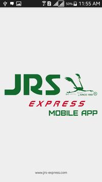 JRS Express Mobile App poster
