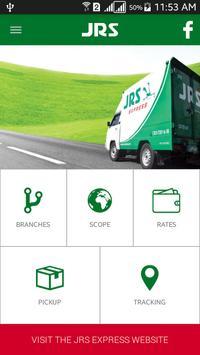 JRS Express Mobile App apk screenshot
