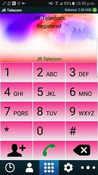 JR Tel Dialer apk screenshot