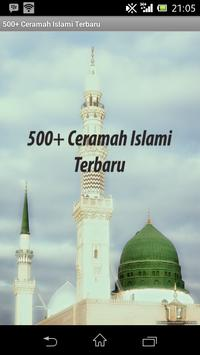 Ceramah Islam Terbaru (500+) poster
