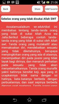 Ceramah Islam Terbaru (500+) apk screenshot