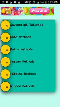 JavaScript Pocket reference. apk screenshot