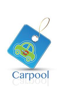 ValleyRides Carpool poster