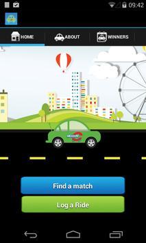 ValleyRides Carpool apk screenshot