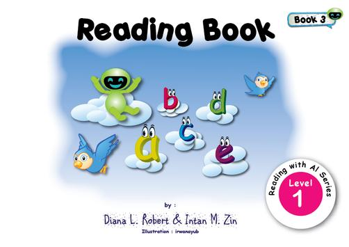 Reading with Al:Level 1 Book 3 poster