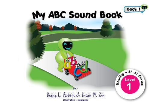 Reading with Al:Level 1 Book 1 poster