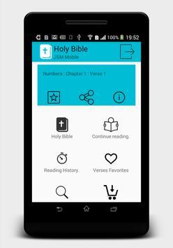 Holy Bible ASV (free offline) poster
