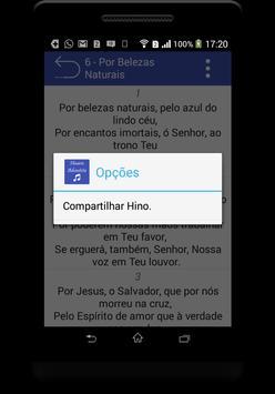 Hinário Adventista - free apk screenshot