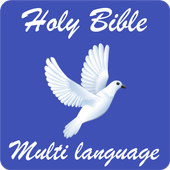 Holy Bible Multiple Languages icon