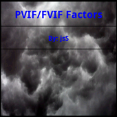 PVIF and FVIF Factors icon