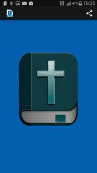 English Bible poster