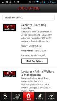 K9 Employment apk screenshot
