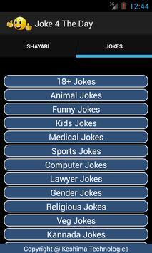 Jokes For The Day apk screenshot