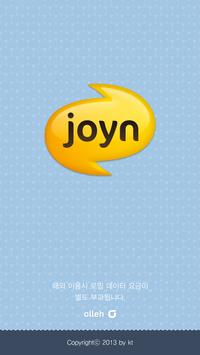 joyn - kt poster