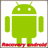 Recovery android icon