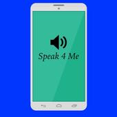 Speak 4 Me icon