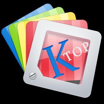 K-TOP Mobile Recharge Platform poster