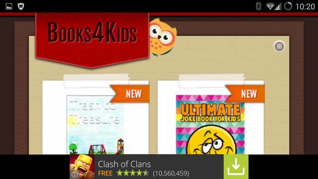 Free Kids Books for Kindle apk screenshot