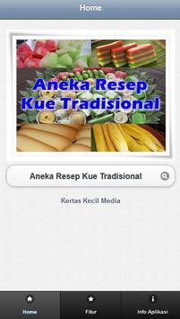 Aneka Resep Kue Tradisional apk screenshot