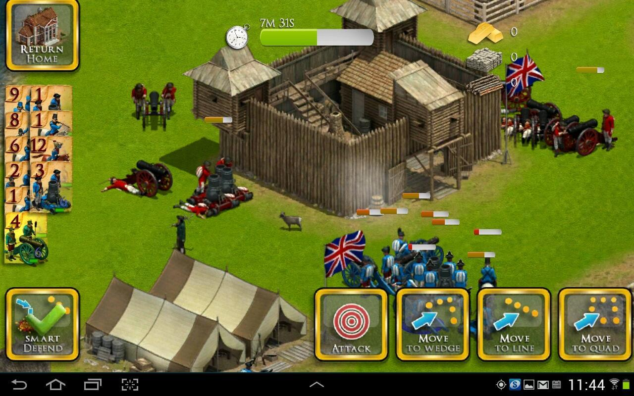 French British Wars 1.2.5 APK Download - Pocket Parade