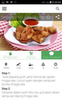 BUKU RESEP MASAKAN INDONESIA apk screenshot