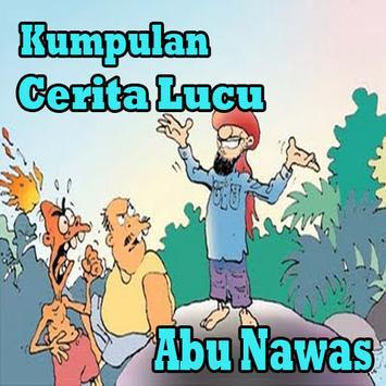 Kumpulan Cerita Lucu Abu Nawas poster