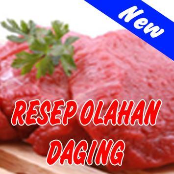 Kumpulan Resep Olahan Daging poster
