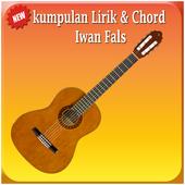 Lirik lagu & Chord Iwan Fals icon